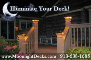 Superior Deck Lights, Deck Lighting, Lighted Post Caps