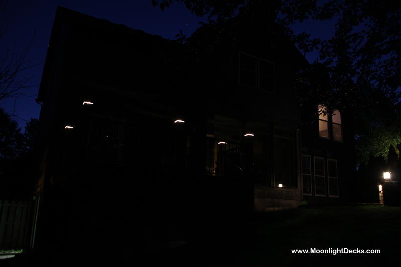 Deck Lighting Shawnee KS