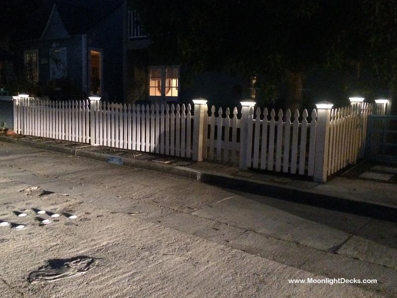 Deck Lights / Deck Lighting / Lighted Post Caps